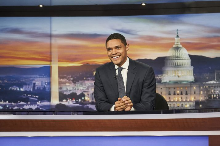 Gallery Image for The Daily Show, Trevor Noah