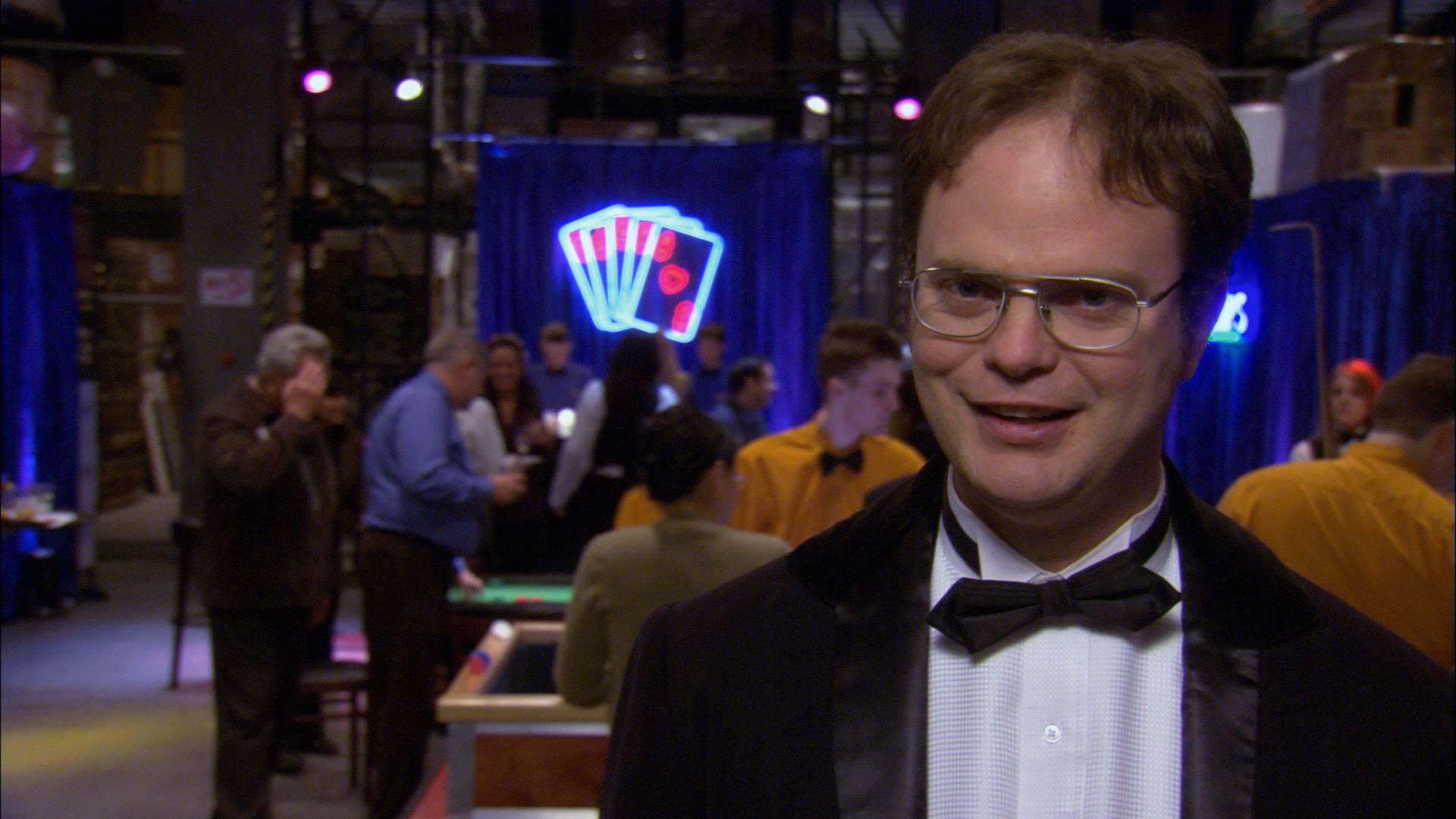 the office season 2 casino night full episode