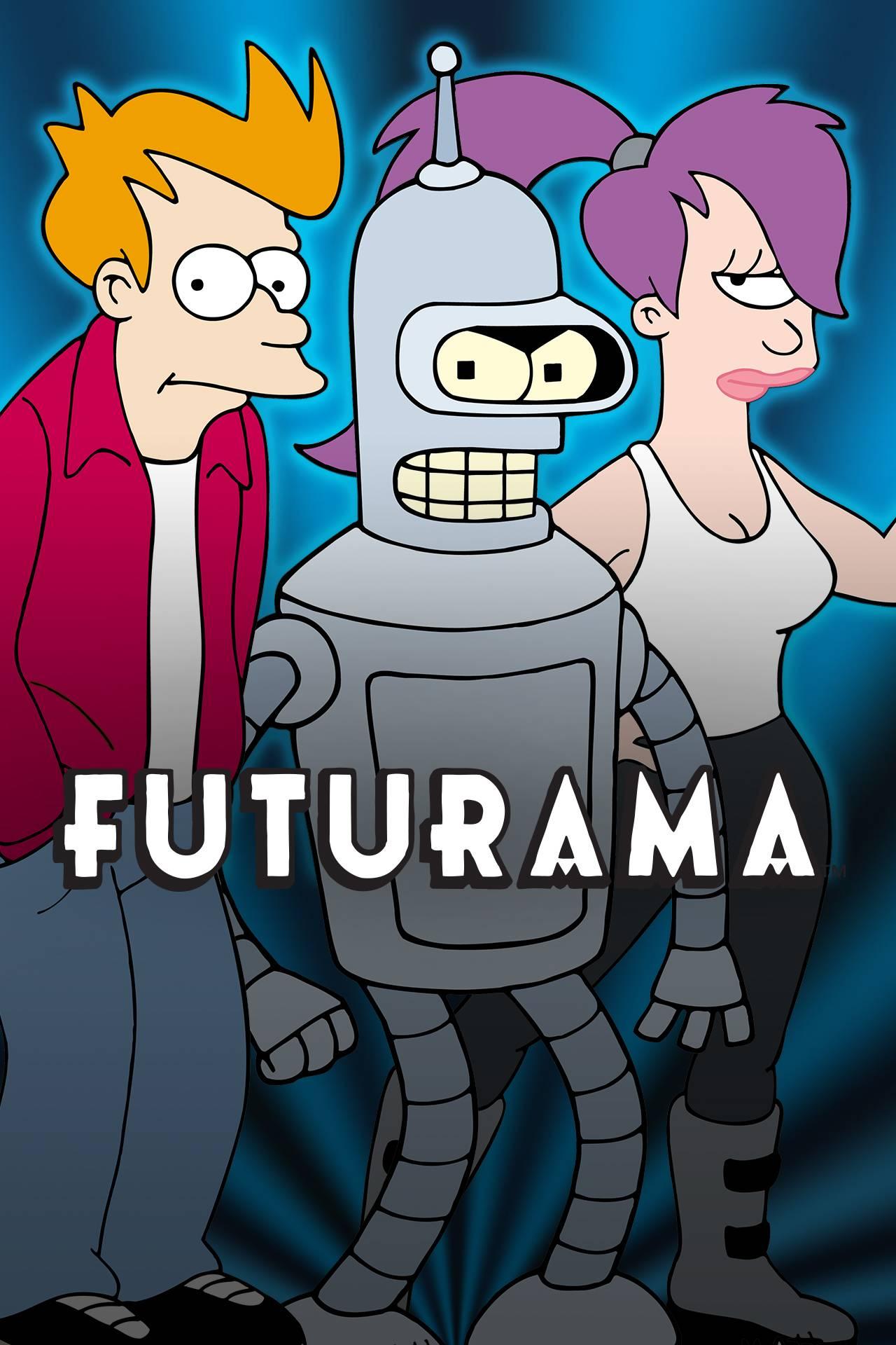 Futurama - Season 7 - TV Series | Comedy Central US