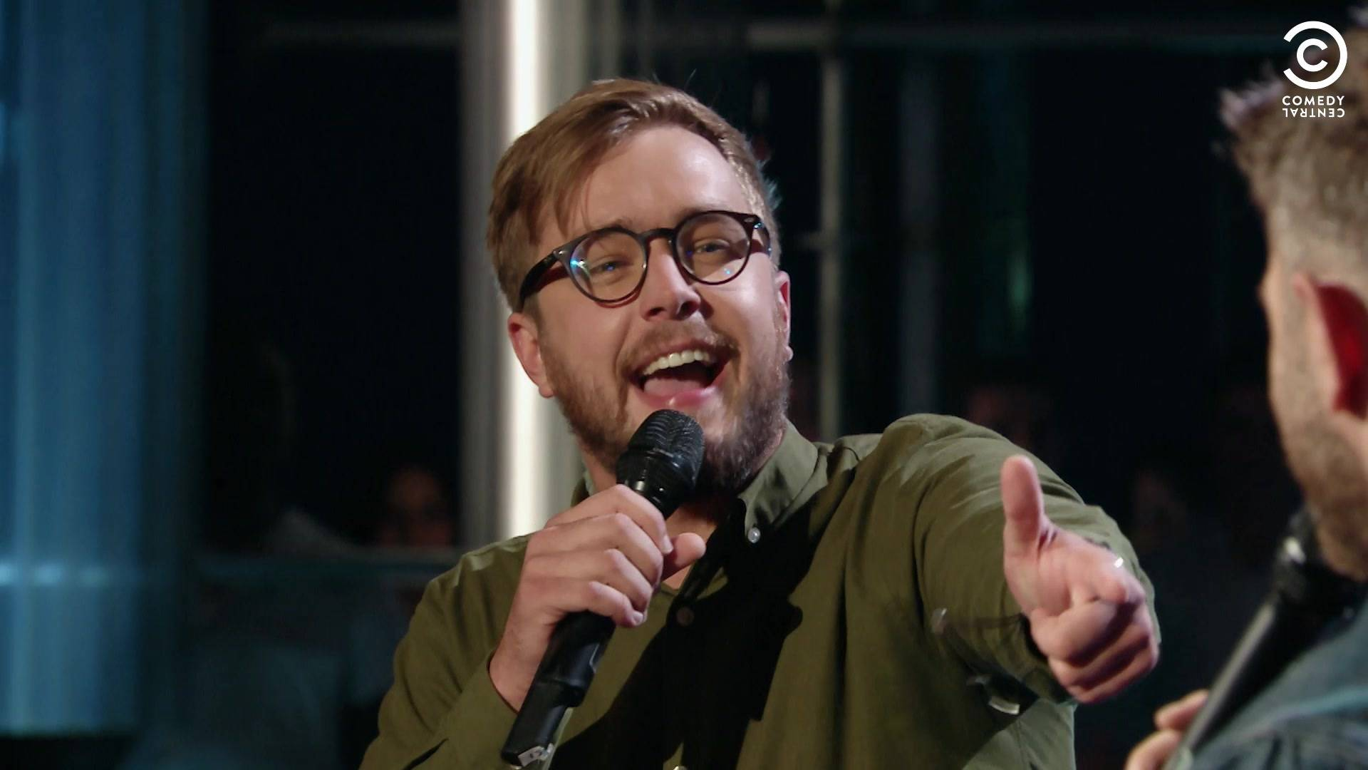 Iain Stirling Is A Scottish Sex Symbol - Roast Battle (Video Clip)   Comedy Central UK
