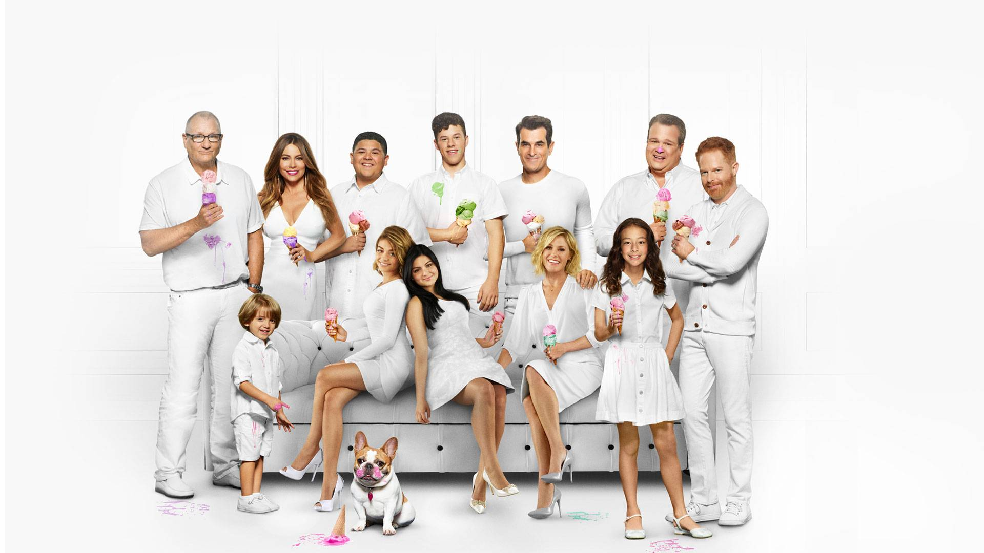 Comedy Central Modern Family